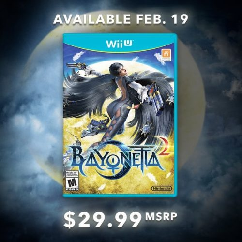 Bayonetta 2 Receiving Discounted Standalone Release Next Month on Wii U