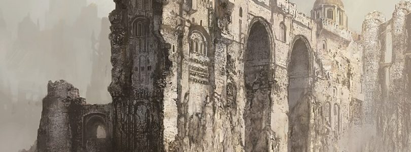 New Screenshots and Key Art for Dark Souls III
