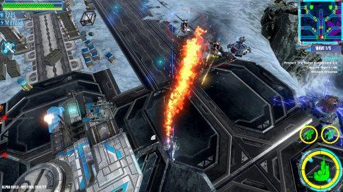 New Excubitor Trailer Demos the Fearsome Hammerhead Defense Craft