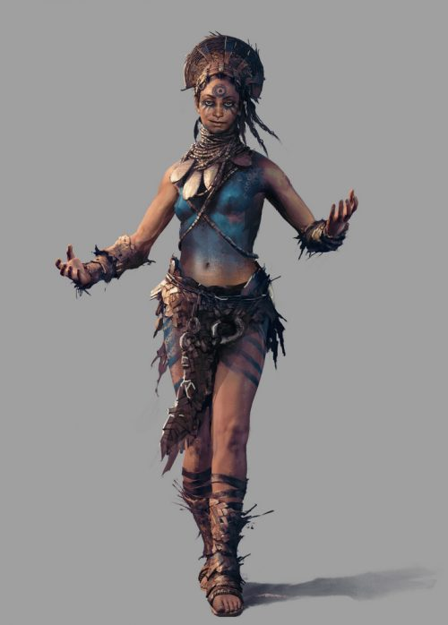 Two New Lore-based Trailers Released for Far Cry Primal