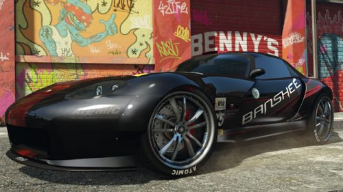 GTA Online Update adds Drop Zone Adversary Mode and New Race Cars