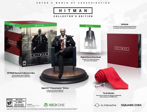 """Hitman to now be a """"Fully Episodic AAA Game,"""" First Piece Drops March 11"""