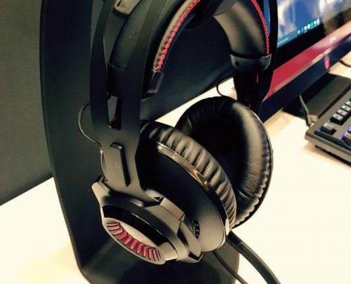 Kingston Hyper CloudX to Bring HyperX Cloud II's Headset Design to the Xbox One