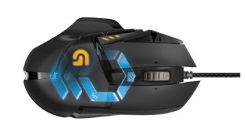 Logitech G502 Proteus Spectrum Gaming Mouse Announced