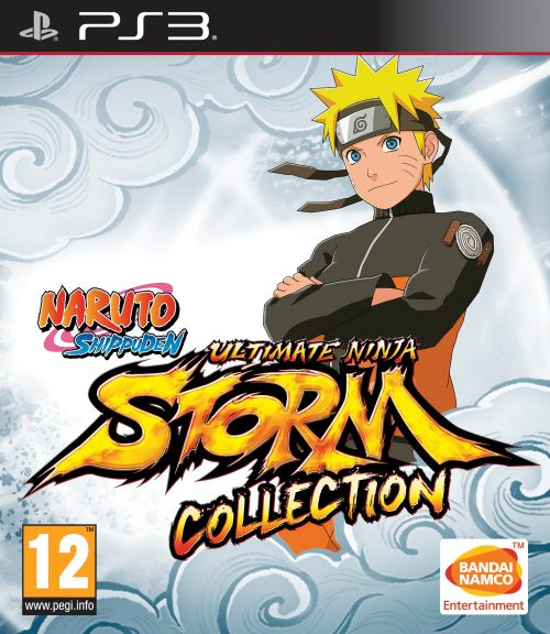 Naruto Shippuden Storm Collection Coming to PS3