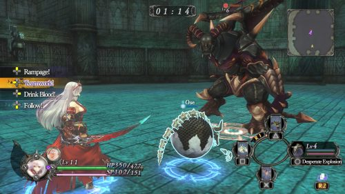 Nights of Azure Pre-Order Bonuses Detailed, New Screenshots and Trailers Released