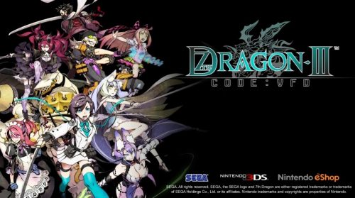 First English Trailer Released for 7th Dragon III Code: VFD