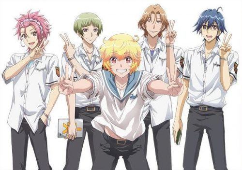 'Cute High School Defense Club LOVE!' Season Two's Title Revealed