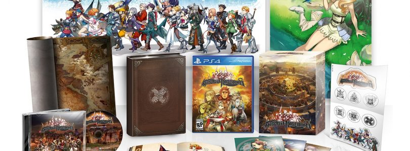 Grand Kingdom Western Release Dates and Limited Editions Announced