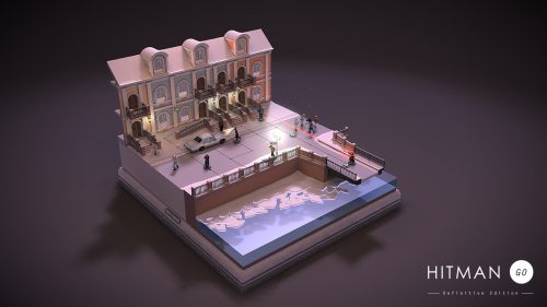 Hitman GO: Definitive Edition Launches on PC, PlayStation 4, and PS Vita February 23rd