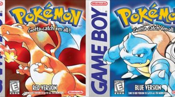 Pokémon Red And Blue Go Retro With Vinyl Album Available