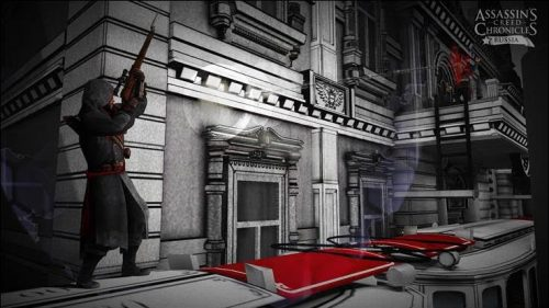Assassin's Creed Chronicles Trilogy and Assassin's Creed Chronicles: Russia Out Now