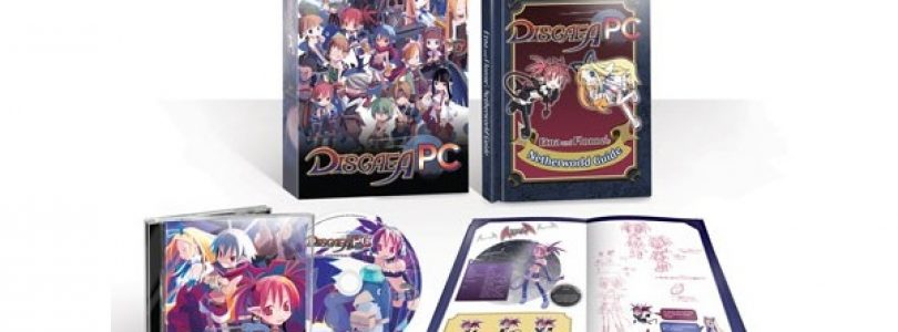 Disgaea PC Releasing on February 24th, Limited Physical Edition Announced