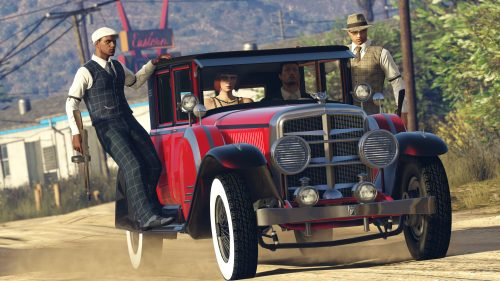 Be My Valentine Update Adds Some Sweet New Gear to Grand Theft Auto Online