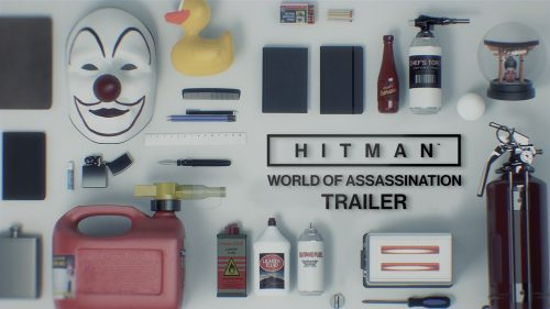 "Hitman's ""World of Assassination"" Trailer Teases at a World in the Shadows"