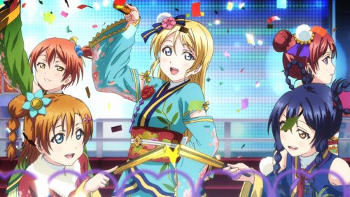 Love Live! The School Idol Movie Premium Edition Listed for June Release