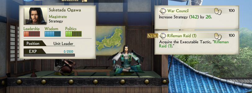 Samurai Warriors 4: Empires' Castle Customization and Character Substitution Detailed