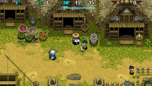 Shiren the Wanderer Announced for North American Release on PS Vita