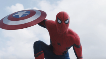 Check out Spider-Man in Captain America: Civil War Second Trailer