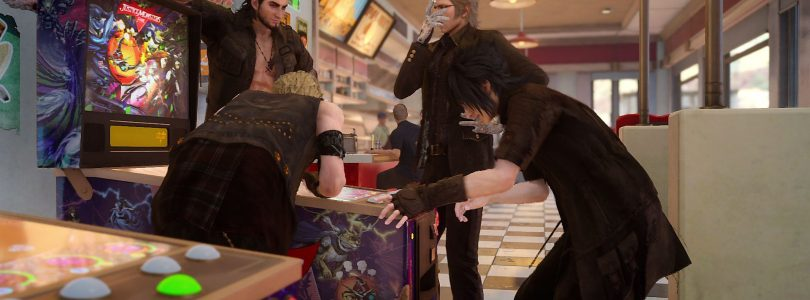 Final Fantasy XV's Minigame Justice Monsters V Revealed, Will be Available on Mobile