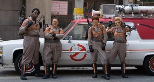 New Ghostbusters Trailer Hits the Streets