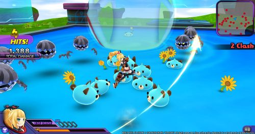 Hyperdimension Neptunia U: Action Unleashed Arrives on PC March 21st