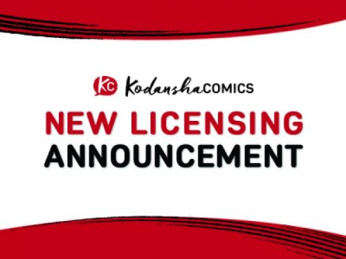 Kodansha Comics Announces Seven New Manga Licenses