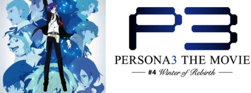 Aniplex USA Details Distribution Plans for 'Persona 3 the Movie #4' Import Blu-rays