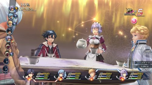 The Legend of Heroes: Trails of Cold Steel II Announced for Europe this Fall