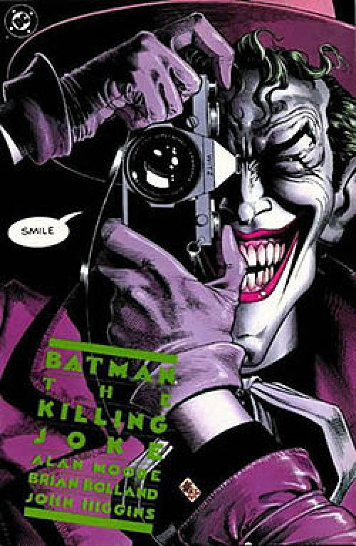 Kevin Conroy and Mark Hamill Reprise Roles for Animated The Killing Joke