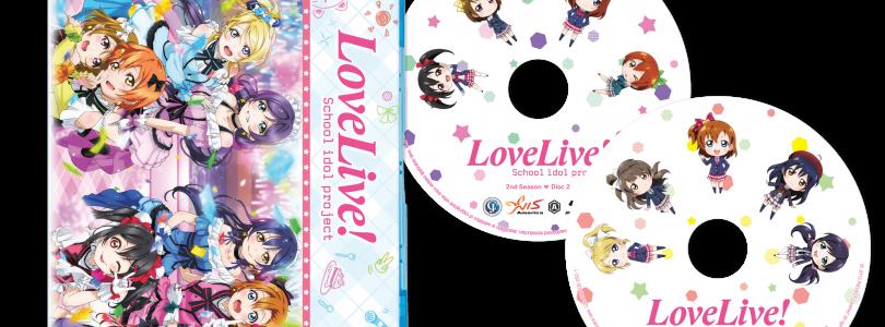 Love Live! School Idol Project 2nd Season Standard Edition Release Date Announced