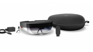 Microsoft HoloLens Development Edition Pre-Orders Open, Shipping March 30