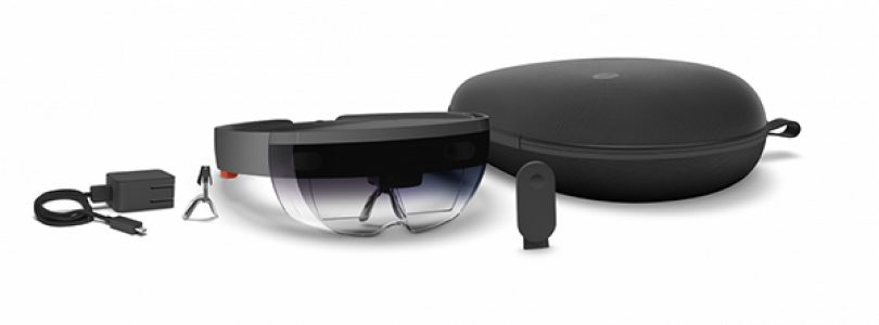 Microsoft HoloLens Development Edition Pre-Orders Open, Shipping March 30