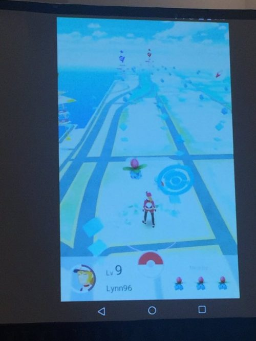 First Footage of Pokemon GO! Leaked