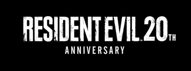 Resident Evil's 20th Anniversary Celebration Kicks Off Today