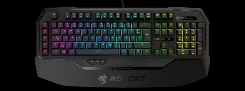 Roccat Ryos MK FX Mechanical Gaming Keyboard Review