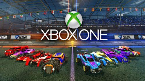 Xbox One Rocket League Getting Cross Platform Play