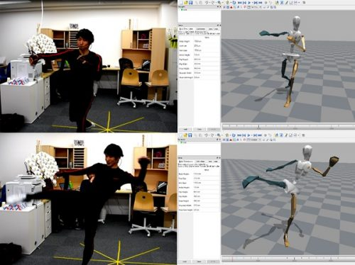 Shenmue III Motion Capture Testing Begins
