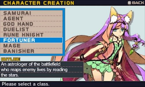 7th Dragon III Code: VFD Character Creation Detailed in Latest Trailer