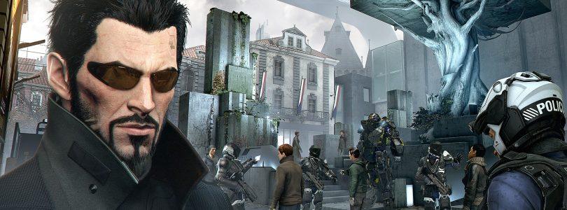 Six Minute Deus Ex: Mankind Divided Trailer Released