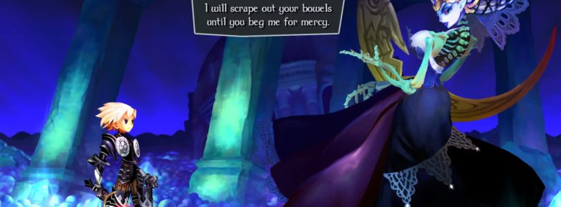 English Oswald Introduction Trailer Released for Odin Sphere: Leifthrasir