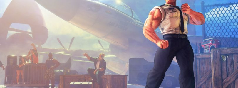 Street Fighter V Adding Guile with April Update