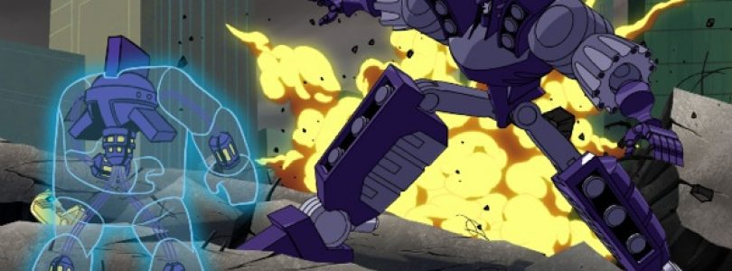 'Sym-Bionic Titan' Is Out This Week From Madman Entertainment