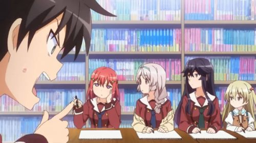 'When Supernatural Battles Became Commonplace' Acquired by Sentai Filmworks