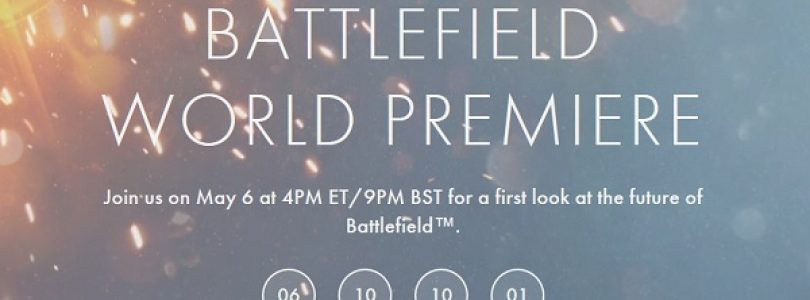 """The Future of Battlefield"" to be Revealed by EA and DICE on May 6th"