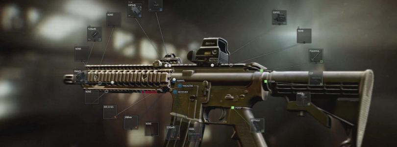 New Escape from Tarkov Gameplay Video Shows off Weapon Modding