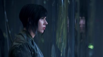 First Look at Ghost in the Shell's Live Action Film Shows Scarlett Johansson as the Major