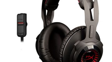 Kingston Announces new HyperX Cloud Revolver Headset Designed for FPS Gamers