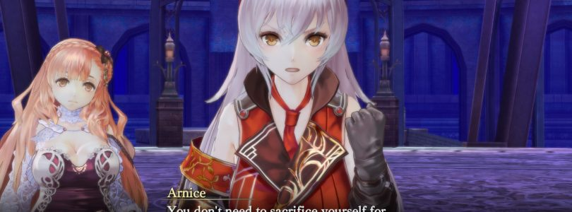 Nights of Azure 2 will Feature the Return of Arnice and Christophoros