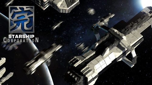 Starship Corporation Launches onto Steam Early Access